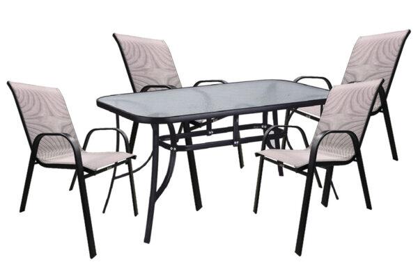 set-trapezaria-kipou-5-temaxion-150x90-mavri-gkri-karo-best-best