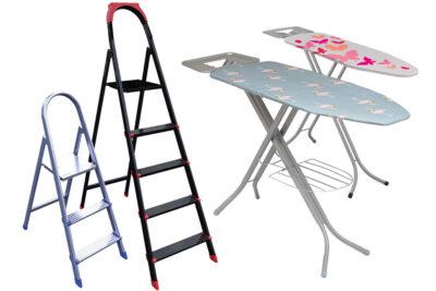 Σκάλες-σιδερώστρες