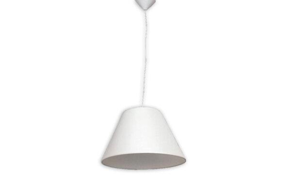monofoto-kapelo-koniko-e27-40w-39x26cm-lefko-27328042