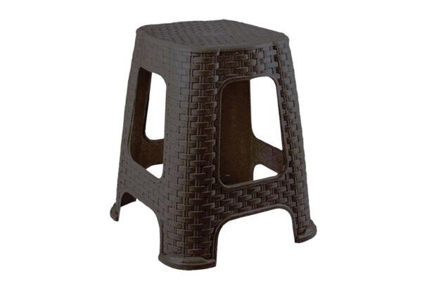 skampo-plastiko-38x38x47-kafe-smart-rattan-16329000